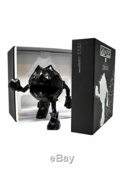 PAC-MAN x Orlinski Official Sculpture Statue Resin Figure Black 18CM Bandai