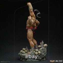PRE Iron Studios 1/10 Mortal Kombat Goro Statue MORTAL32020-10 Male Figure Model