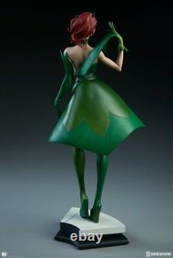Poison Ivy Stanley Artgerm Lau Artist Series Statue Figure Sideshow Batman Comic