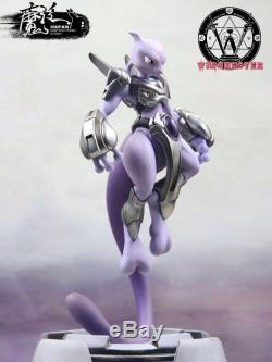 Poke Poke GO resin statue figures MF studio Mewtwo LED Limited pre sell