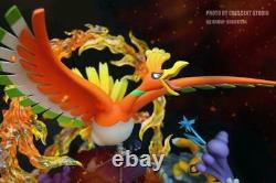 Pokemon Figure Crescent Studio Genuine Resin statue limited to 222 garage kits