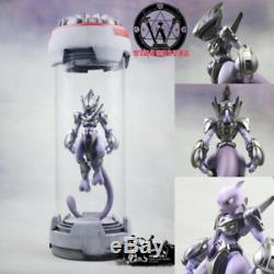 Pokemon GO Resin Statue Figures MF Studio Mewtwo LED Limited In Stock