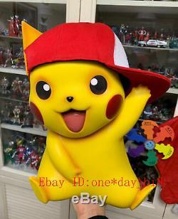 Pokemon Godio Pikachu 1/1 Full Body Image Figure PVC Statue In Stock