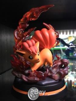 Pokemon Resin Statue Vulpix MFC Studio Pokemon Figure