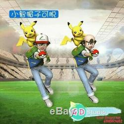 Pokemon resin statue figure ash pikachu venasaur blastoise charizard PRE-ORDER