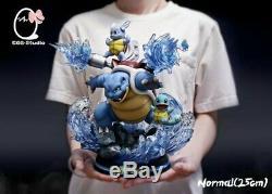 Pokemon resin statue figure squirtle wartortle blastoise PRE-ORDER