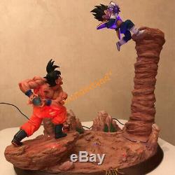 Pre-order LD Studios Dragon Ball Goku vs Vegeta Resin GK Statue Action Figure