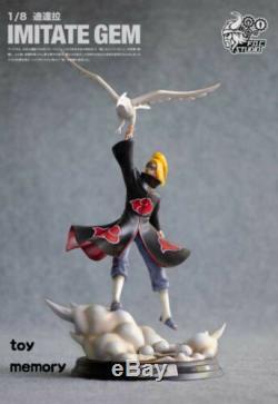 Pre sale Naruto Akatsuki Deidara Figures FOC Resin statue Limited 300 PCS