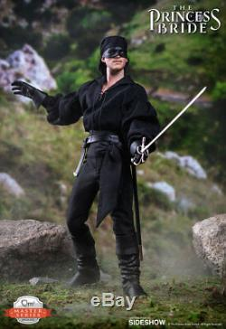 Princess Bride WESTLEY Dread Pirate Roberts Quantum Mechanix 1/6 Scale Figure