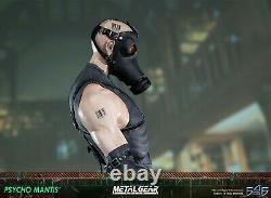 Psycho Mantis Metal Gear Solid First4Figures Resin Statue Figure Figurine