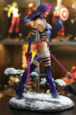 Psylocke Resin Model Painted Statue 1/4 Scale Pre-order Collection X-MAN Figure
