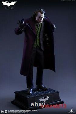 Queen Studios 14 Heath Ledger Joker Dark Knight Figure Statue Decor Toy Presale