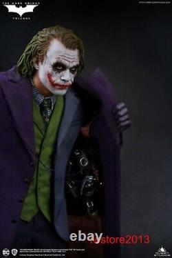 Queen Studios 14th Heath Ledger Joker Dark Knight Resin Figure Statue Presale