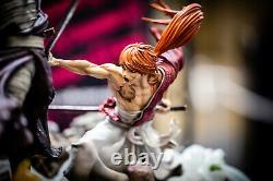 RUROUNI KENSHIN KENSHIN VS SHISHIO- Statue Limited Figure-(Preorder)