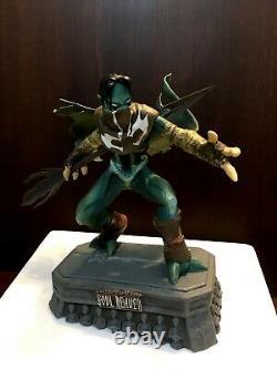 Raziel Statue Legacy Of Kain Soul Reaver Resin Action Figure Oxmox Rare No Tsume