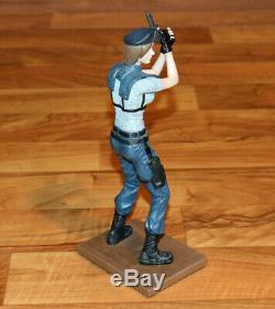 Resident Evil 1 2 3 Jill Valentine Resin Statue Figure Limited Edition Gaya