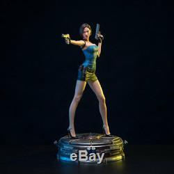Resident Evil Jill Valentine 1/4 Scale Resin GK Statue Painted Pre-Order Figure