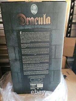SIDESHOW DRACULA BELA LUGOSI PREMIUM FORMAT FIGURE STATUE Universal Monsters