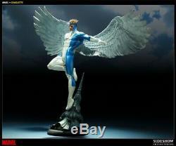 SIDESHOW EXCLUSIVE ANGEL COMIQUETTE STATUE X-MEN DIORAMA PREMIUM FIGURE Bust