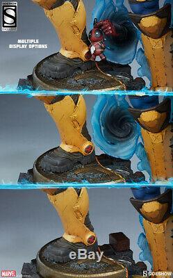 SIDESHOW EXCLUSIVE CABLE Sentinel PREMIUM FORMAT FIGURE STATUE X-MEN MARVEL Bust