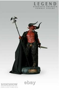 SIDESHOW EXCLUSIVE LORD OF DARKNESS LOW #2/500 PREMIUM FORMAT STATUE FIGURE Bust