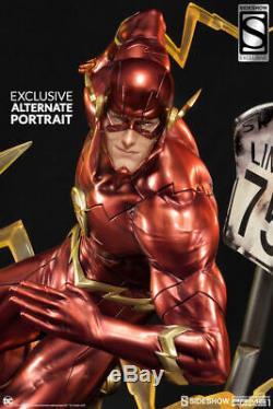 SIDESHOW PRIME 1 Studio EXCLUSIVE The Flash NEW 52 Premium FORMAT FIGURE STATUE