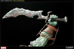 SIDESHOW SKAAR Son of HULK #3/500 PREMIUM FORMAT STATUE EXCLUSIVE Avengers