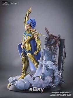 Saint Seiya Cancer Deathmask Hqs Tsume Resin Figure Figura Statue. Pre-order