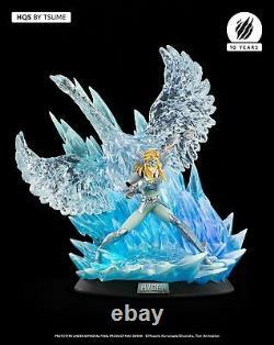 Saint Seiya Cygnus Hyoga Hqs Tsume Statue Resin Figure Statue Pre-order