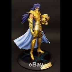 Saint Seiya Gemini saga Resin GK Action Figure Collection Gold Saints Statue New