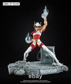 Saint Seiya Pegasus Seiya Hqs+ Tsume Resin Figure Statue Pre-order