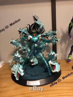 Saint Seiya Shiryu Statue GK Painted Model Figure 36cm/14''H Anime In Stock New