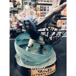 Sasuke Ultimate Chidori Toynami Limited Resin Statue Figure from Naruto Series