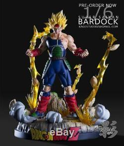 Shadow Dragon Ball Bardock Super Saiyan Resin Statue Figure Xceed Goku MRC VKH