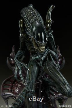 Sideshow Alien Warrior Aliens Xenomorph Premium Format Figure Statue New