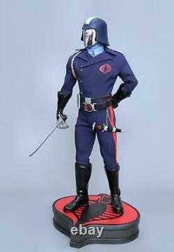 Sideshow Cobra Commander EXCLUSIVE Premium Format Figure Statue G. I. Joe