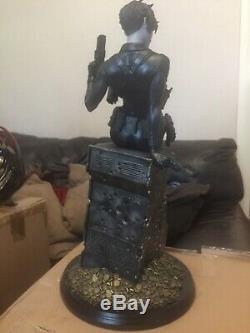 Sideshow Collectibles X-men Domino Premium Format Figure Marvel Statue