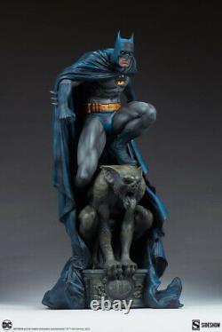 Sideshow DC Batman on Gargoyles Premium Format Figure Statue In Stock