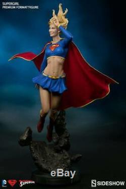 Sideshow DC Comics Premium Format Figure Supergirl 60 cm