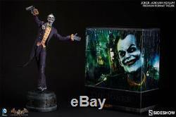 Sideshow DC The Joker Arkham Asylum 14 Premium Format Resin Statue Figur Neu