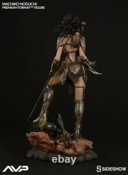 Sideshow EXCLUSIVE Predator Vs Alien MACHIKO NOGUCHI Figure Statue Prime One MIB