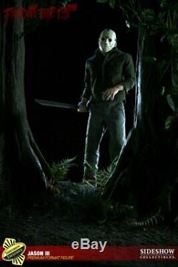 Sideshow Exclusive Friday 13 Jason Voorhees Premium Format Figure Statue