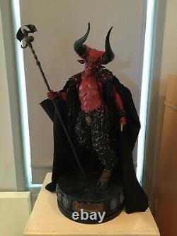 Sideshow Exclusive Legend Lord Of Darkness 1/4 Premium Format Figure Statue MIB