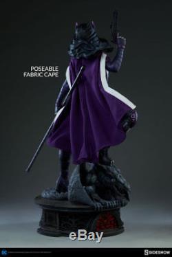 Sideshow HUNTRESS EXCLUSIVE PF Figure Statue DC COMICS Batman Sealed Rare
