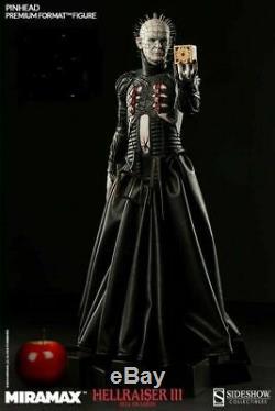 Sideshow Pinhead Hellraiser Doug Bradley Premium Format 1/4 horror figure statu