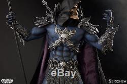 Sideshow Skeletor Premium Format Figure MOTU Masters of the Universe Statue