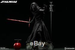 Sideshow Star Wars Ep VII Kylo Ren Premium Format 14 Resin Statue Figur Sw