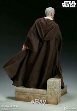 Sideshow Star Wars Episode IV Premium Format Figure Obi-Wan Kenobi 51 cm
