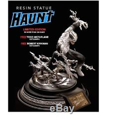 Spawn Haunt Action Figure Todd Mcfarlane Toys Movie Statue Limited Edition 450
