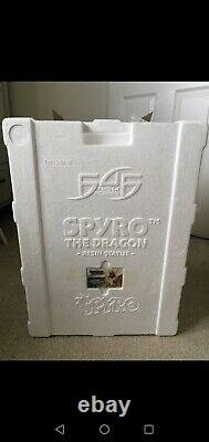 Spyro the Dragon Exclusive Resin Statue by First4Figures Brand New & Sealed